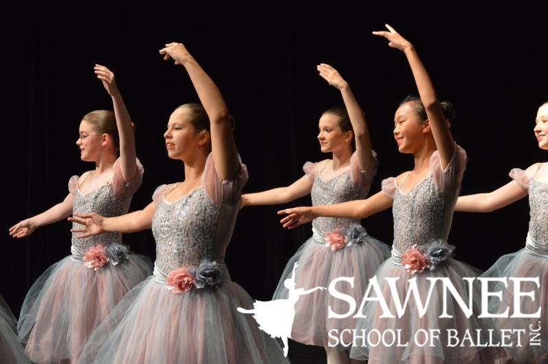 Beginning Pointe Dancers