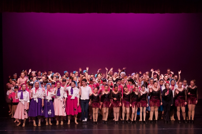Broadway Lights Recital Finale 2018
