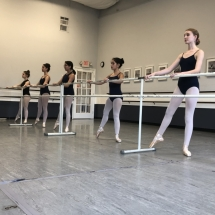 Intermediate Pointe