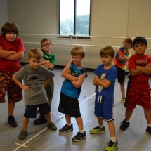 Boys Only Hip Hop Class