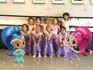 Shining Starz Camp